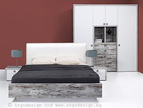 Спален комплект Антик мебели Ергодизайн